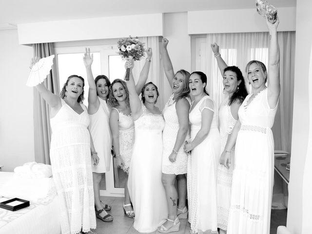 La boda de Leti y Juan en Abaran, Murcia 6