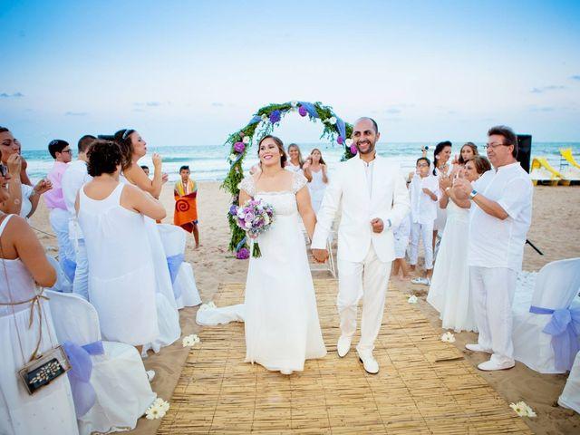 La boda de Leti y Juan en Abaran, Murcia 1