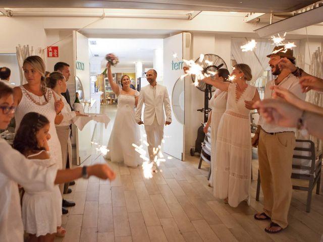 La boda de Leti y Juan en Abaran, Murcia 12