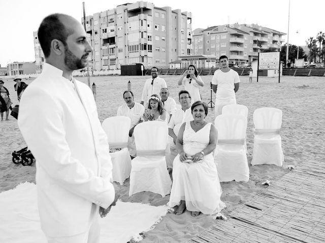 La boda de Leti y Juan en Abaran, Murcia 14
