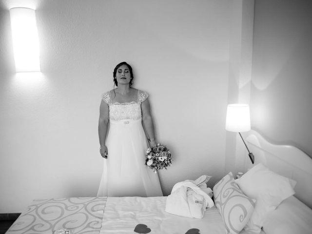 La boda de Leti y Juan en Abaran, Murcia 15