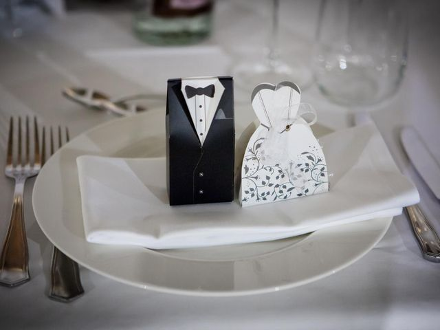 La boda de Leti y Juan en Abaran, Murcia 19