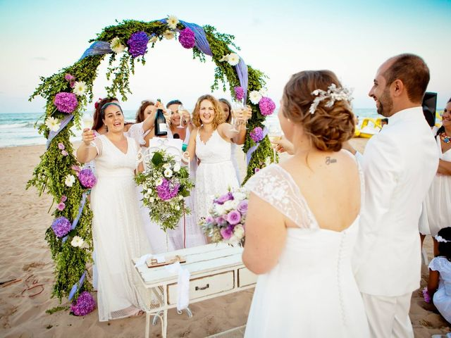 La boda de Leti y Juan en Abaran, Murcia 22
