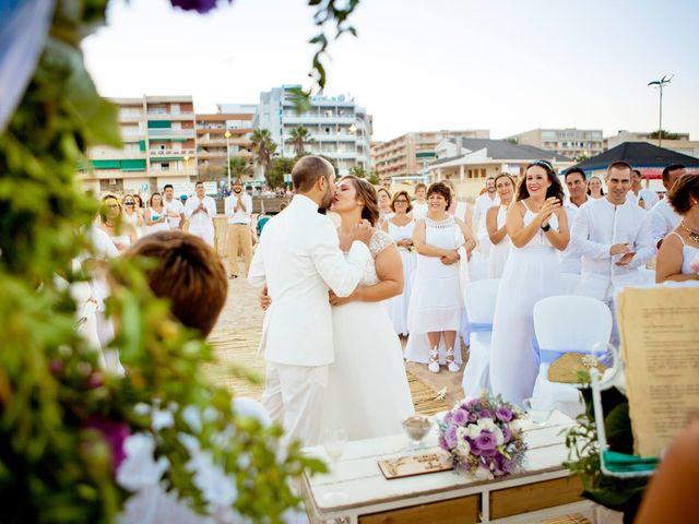 La boda de Leti y Juan en Abaran, Murcia 23