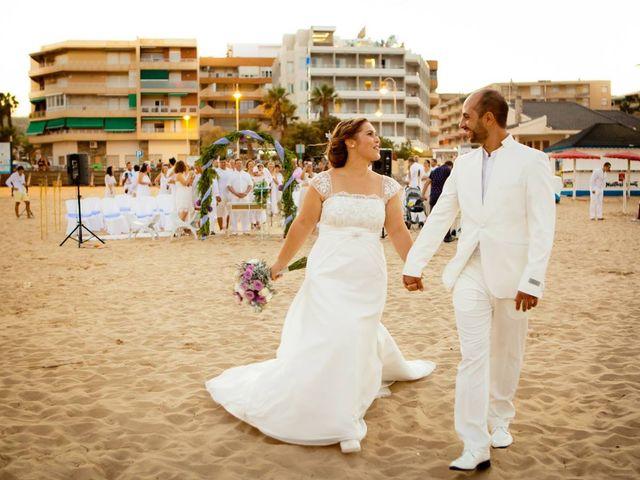 La boda de Leti y Juan en Abaran, Murcia 24
