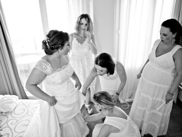 La boda de Leti y Juan en Abaran, Murcia 26