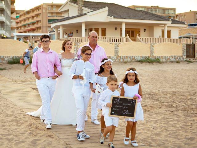 La boda de Leti y Juan en Abaran, Murcia 27