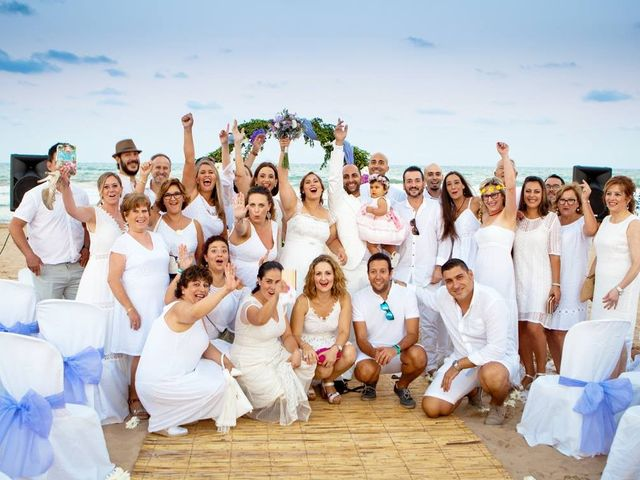 La boda de Leti y Juan en Abaran, Murcia 32