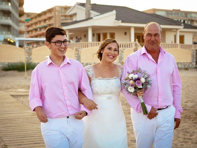 La boda de Leti y Juan en Abaran, Murcia 36