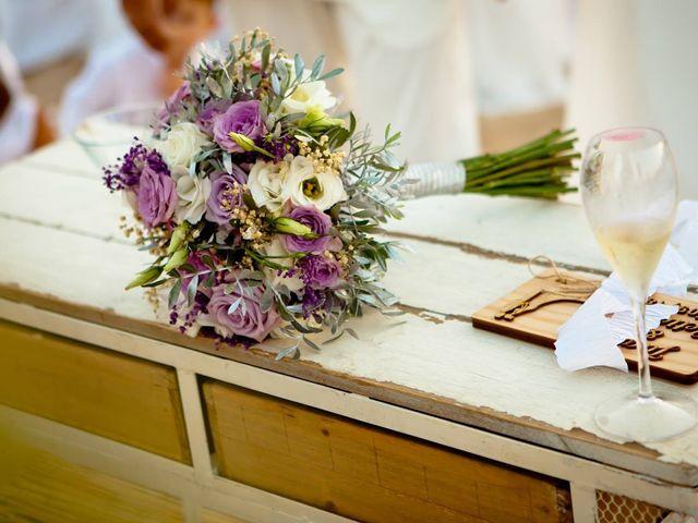 La boda de Leti y Juan en Abaran, Murcia 38