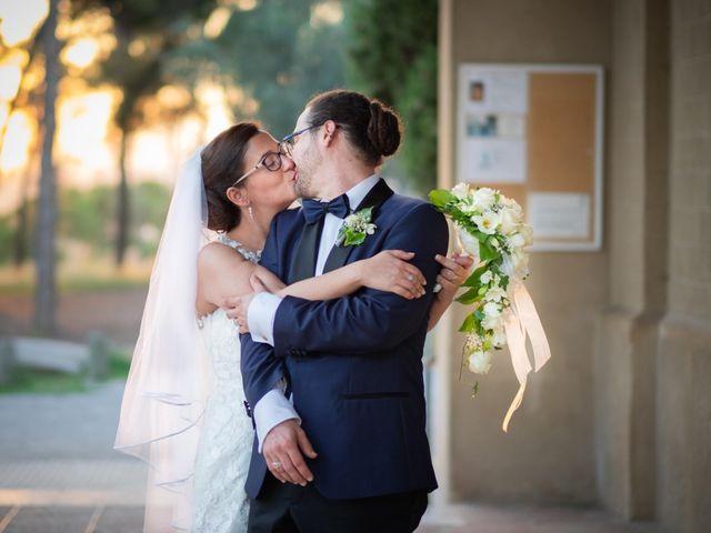 La boda de Montse y Albert