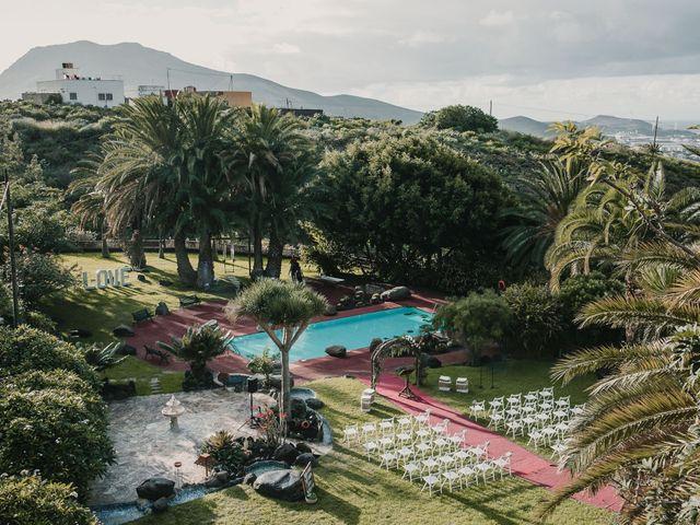 La boda de David y Diana en Galdar, Las Palmas 20