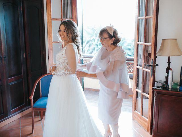 La boda de David y Diana en Galdar, Las Palmas 38