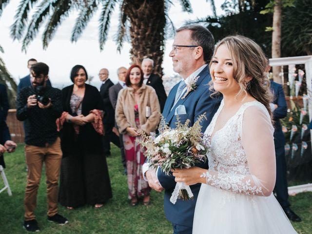 La boda de David y Diana en Galdar, Las Palmas 49