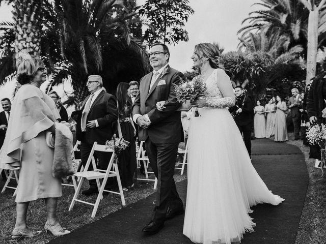 La boda de David y Diana en Galdar, Las Palmas 50