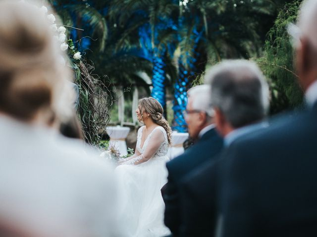 La boda de David y Diana en Galdar, Las Palmas 55