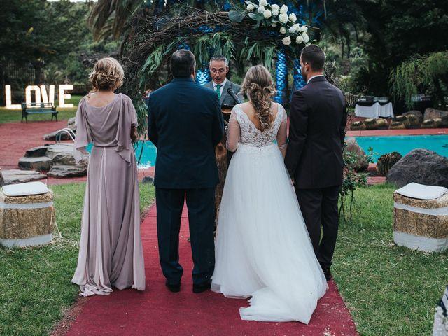 La boda de David y Diana en Galdar, Las Palmas 61