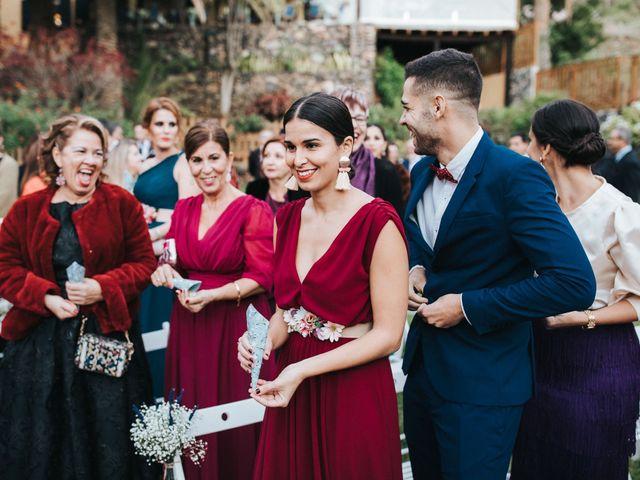 La boda de David y Diana en Galdar, Las Palmas 62