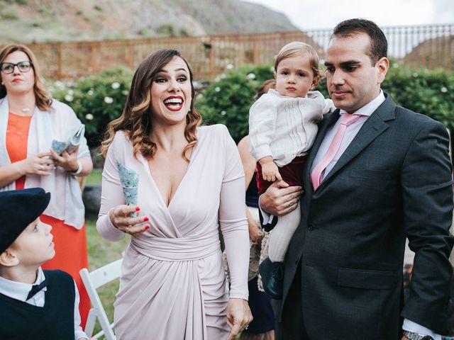 La boda de David y Diana en Galdar, Las Palmas 63