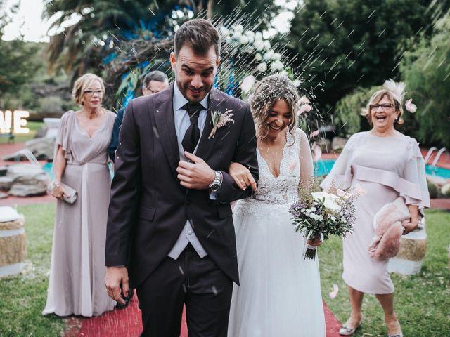 La boda de David y Diana en Galdar, Las Palmas 64