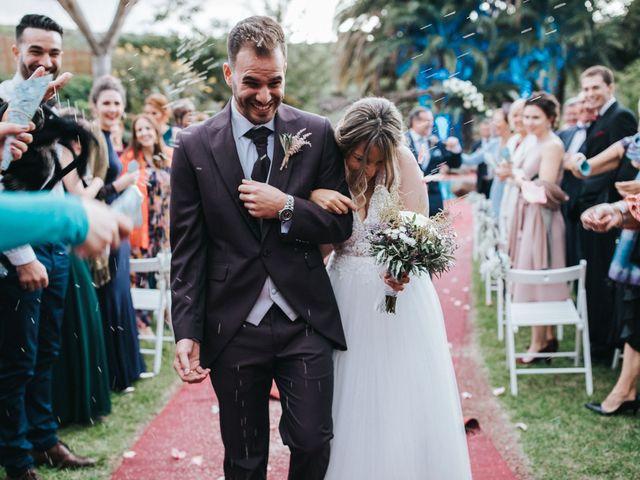 La boda de David y Diana en Galdar, Las Palmas 65