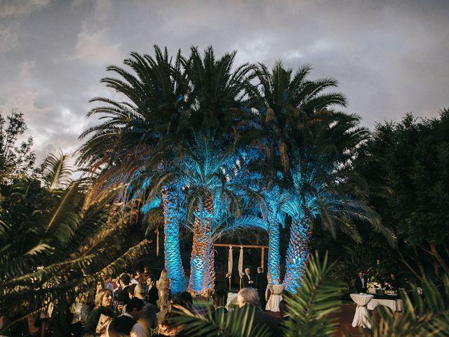 La boda de David y Diana en Galdar, Las Palmas 68