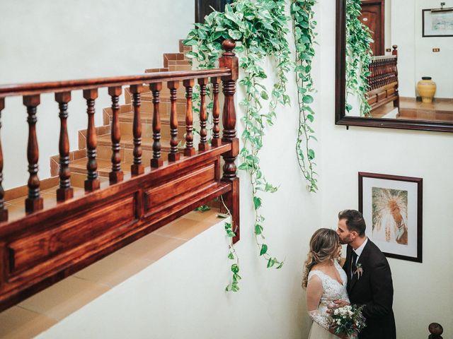 La boda de David y Diana en Galdar, Las Palmas 73
