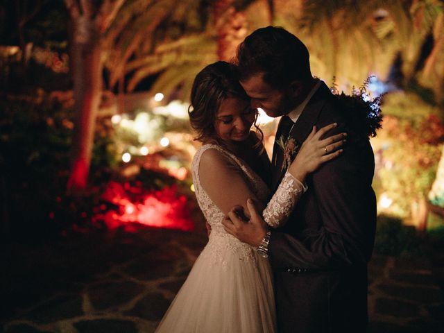 La boda de David y Diana en Galdar, Las Palmas 74