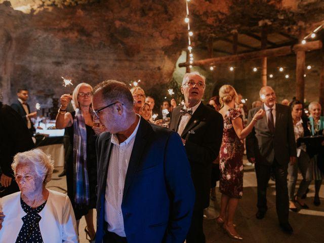 La boda de David y Diana en Galdar, Las Palmas 78