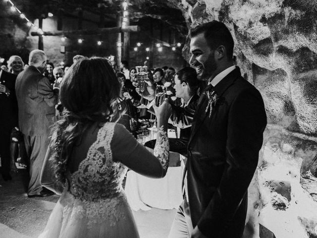 La boda de David y Diana en Galdar, Las Palmas 80