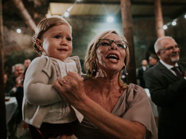 La boda de David y Diana en Galdar, Las Palmas 81