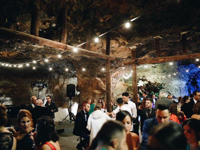 La boda de David y Diana en Galdar, Las Palmas 84
