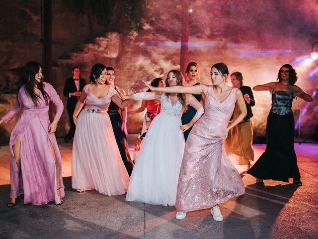 La boda de David y Diana en Galdar, Las Palmas 101