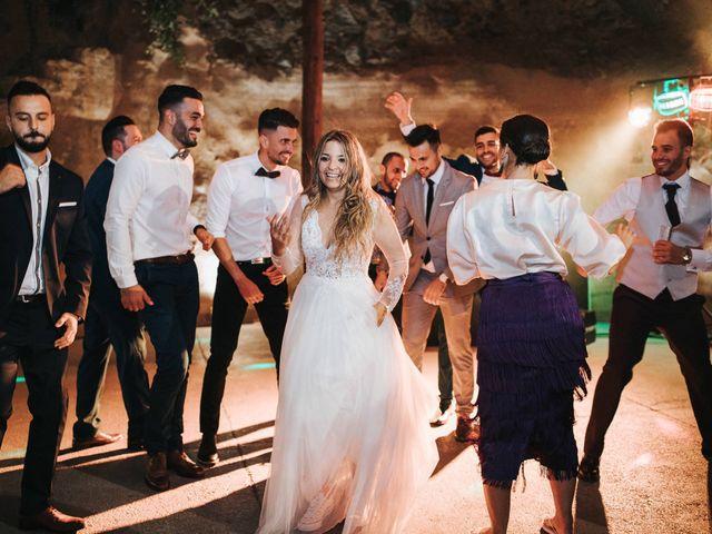 La boda de David y Diana en Galdar, Las Palmas 103
