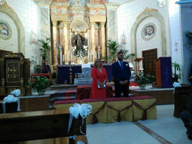 La boda de Damian y Julieta en San Pedro de Alcántara, Málaga 1