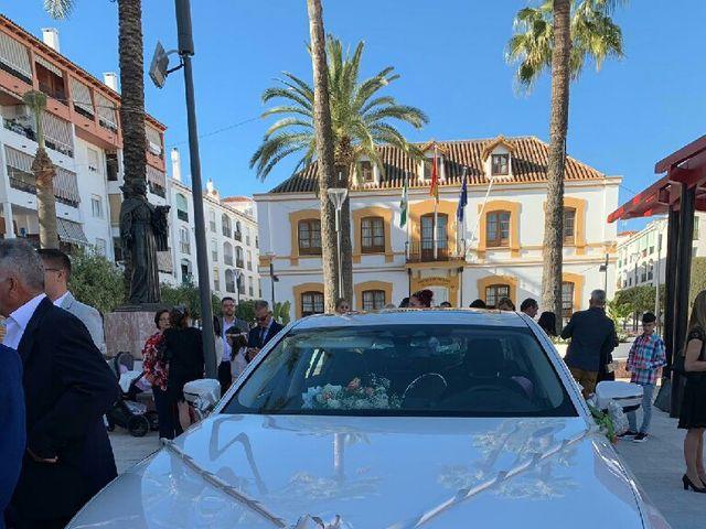 La boda de Damian y Julieta en San Pedro de Alcántara, Málaga 3