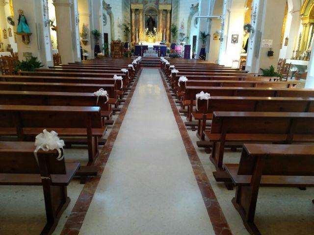La boda de Damian y Julieta en San Pedro de Alcántara, Málaga 5