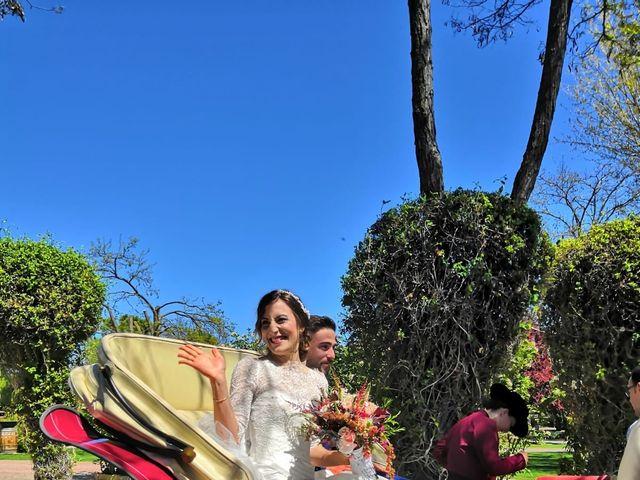 La boda de David  y Rebeca  en El Olivar, Guadalajara 4