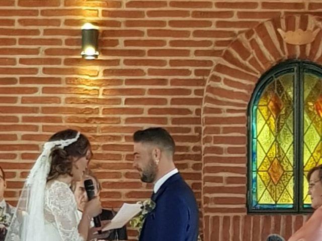 La boda de David  y Rebeca  en El Olivar, Guadalajara 8
