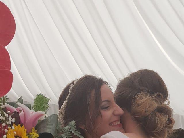 La boda de David  y Rebeca  en El Olivar, Guadalajara 10