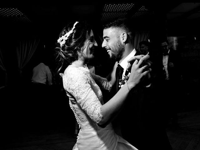 La boda de David  y Rebeca  en El Olivar, Guadalajara 12