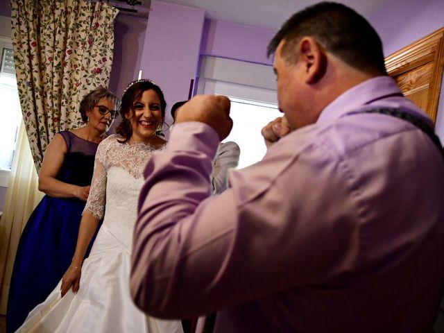 La boda de David  y Rebeca  en El Olivar, Guadalajara 13