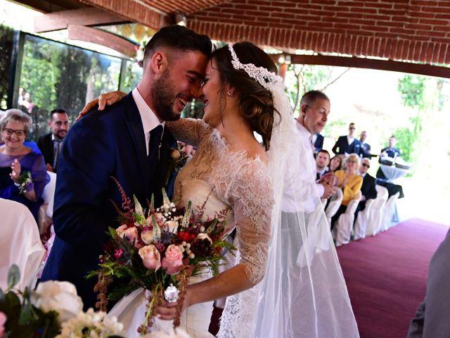 La boda de David  y Rebeca  en El Olivar, Guadalajara 14