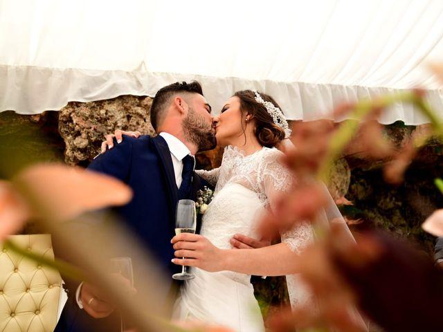 La boda de David  y Rebeca  en El Olivar, Guadalajara 16