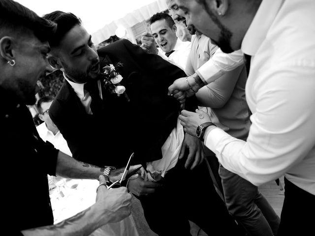La boda de David  y Rebeca  en El Olivar, Guadalajara 17