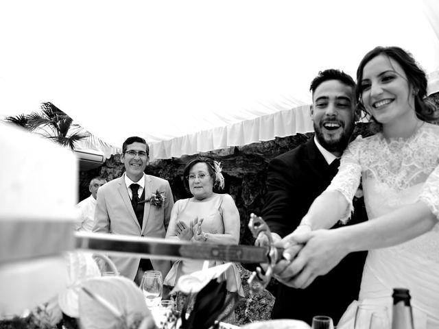 La boda de David  y Rebeca  en El Olivar, Guadalajara 18