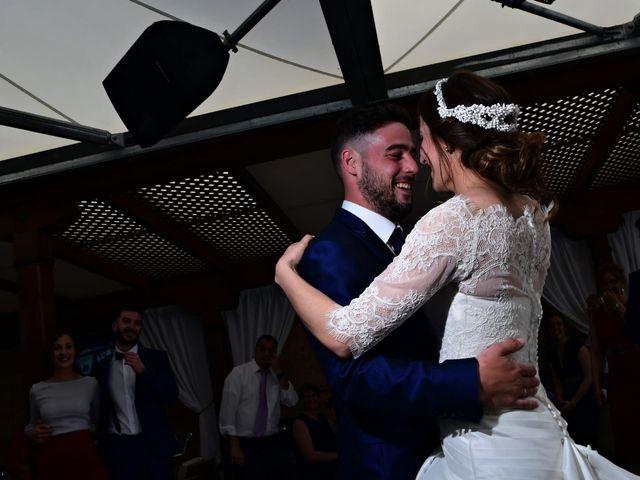 La boda de David  y Rebeca  en El Olivar, Guadalajara 19