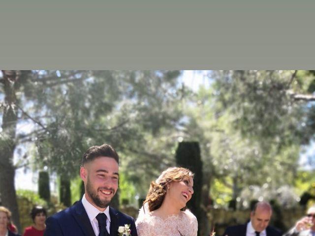 La boda de David  y Rebeca  en El Olivar, Guadalajara 21