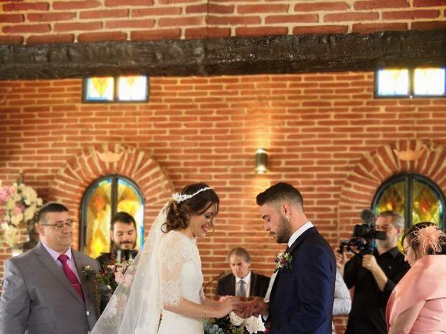 La boda de David  y Rebeca  en El Olivar, Guadalajara 23