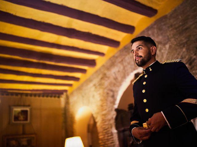 La boda de Jorge y Madi en San Juan Mozarrifar, Zaragoza 10